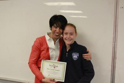Arcadia News Teacher We Love January 2015