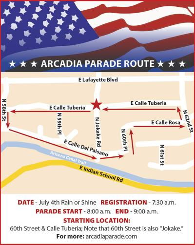 2019 Parade Route