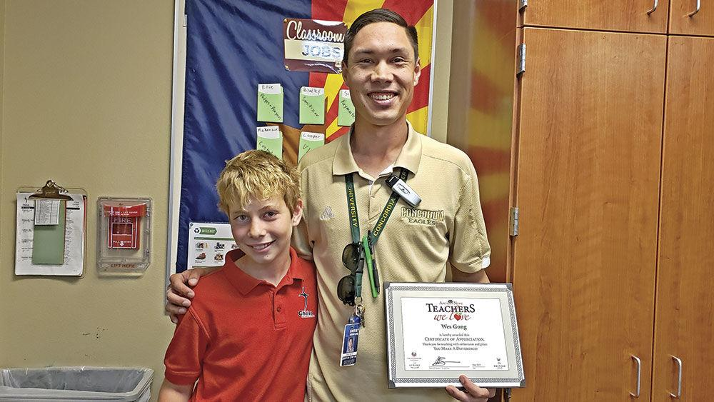 Arcadia News Teachers We Love May 2019