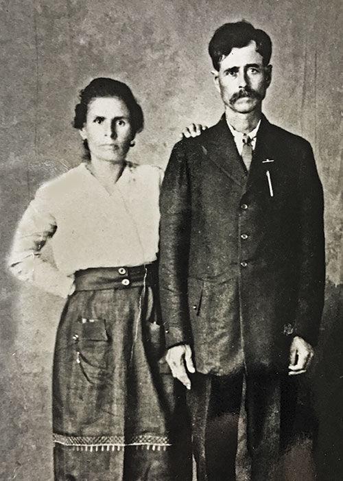 Tomas and Cecilia Corral