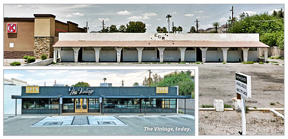 The Vintage Building