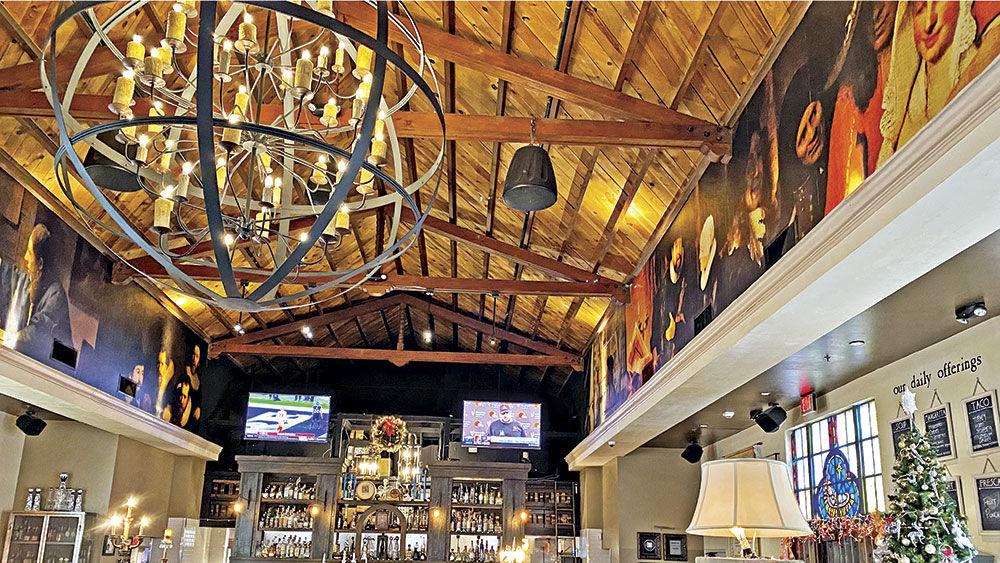 Taco Guild Interior
