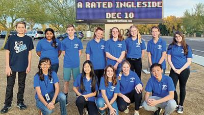 Ingleside Student Ambassadors