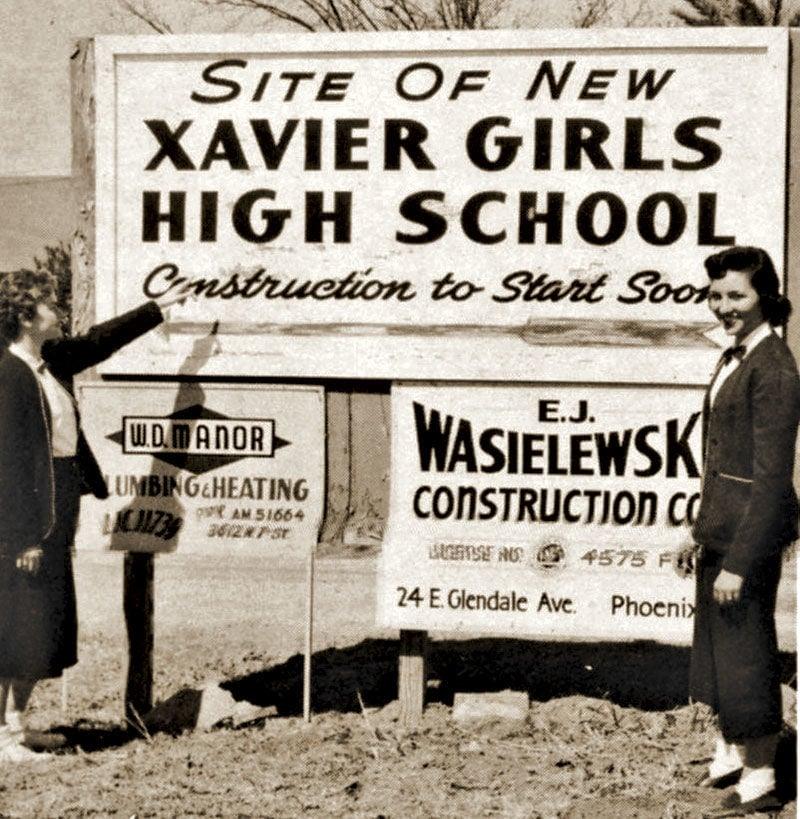Xavier Construction Site