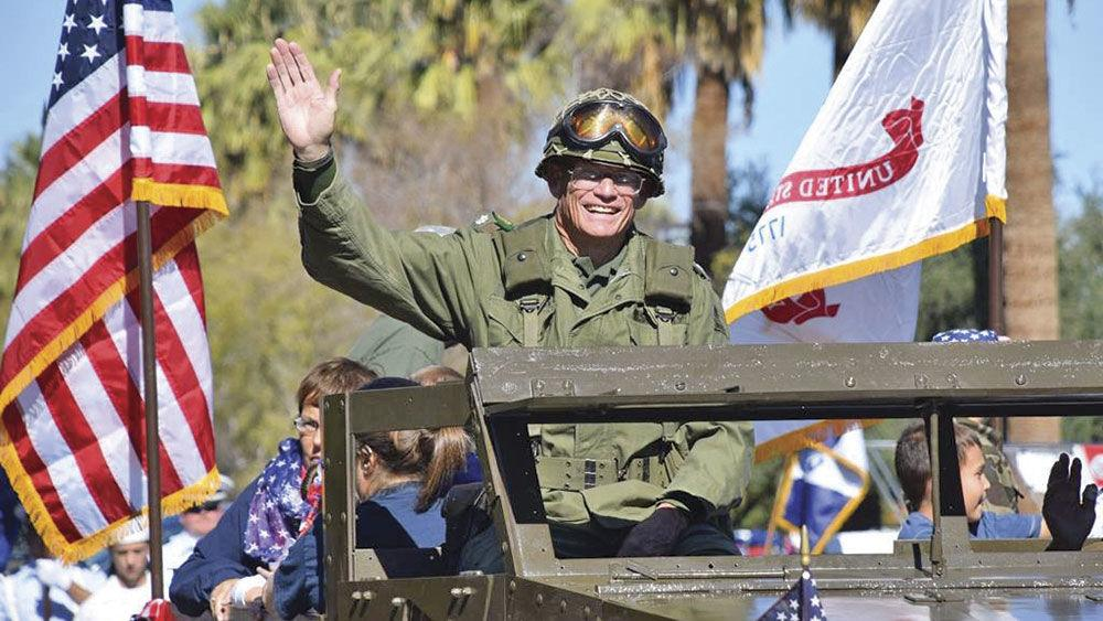 Veterans Day parades, runs and ceremonies