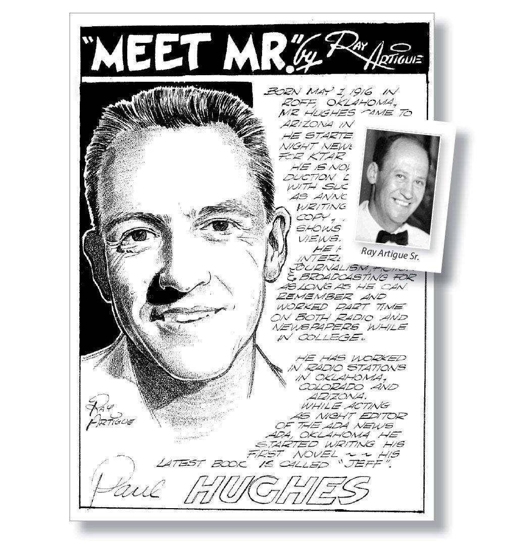 Paul Hughes Sr.
