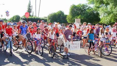 Arcadia 4th of July Parade