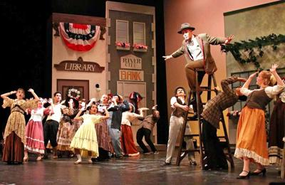 The Music Man performed at Xavier Prep