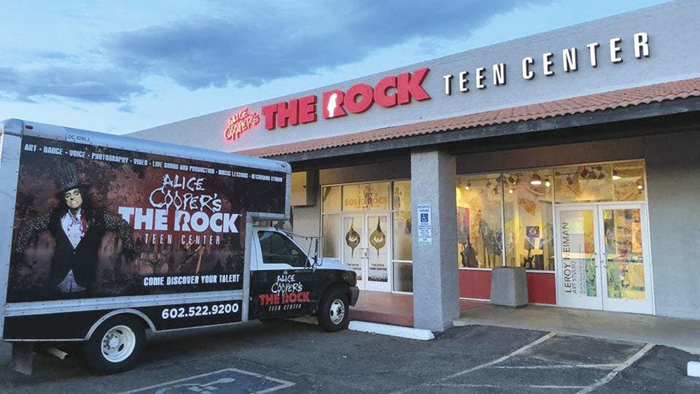 The Rock Teen Center