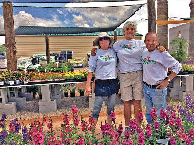 Arcadia Color Garden Nursery Combines The Old And New