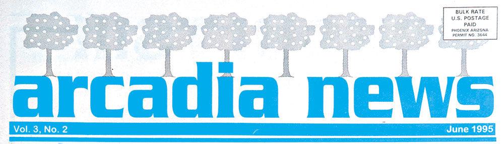 Arcadia News Trees