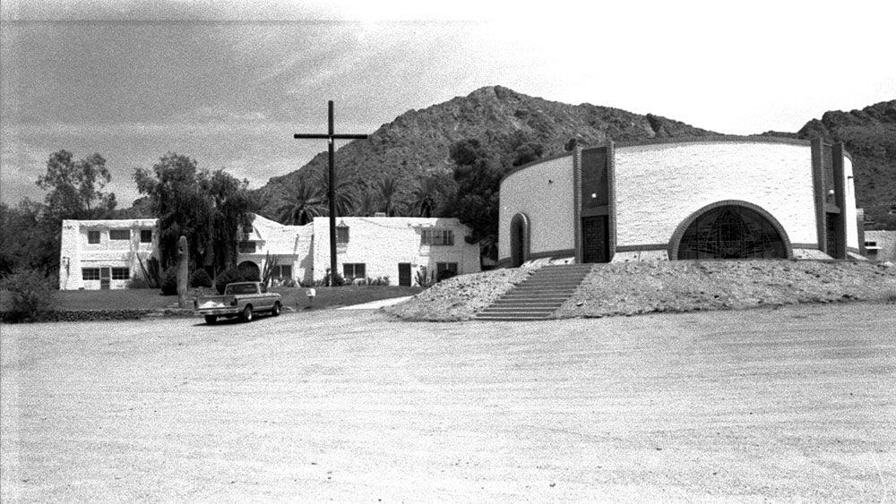 Chapel in 1987.