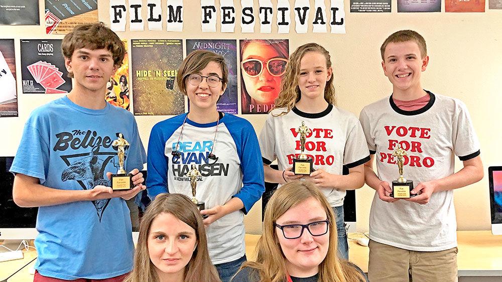 Winners of the Fan Favorite Award