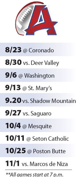 AHS schedule