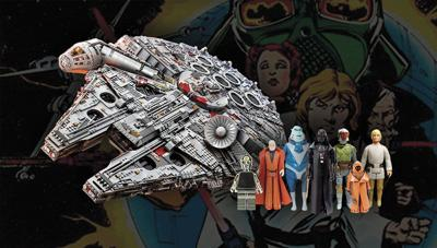 Valuable Star Wars collectibles