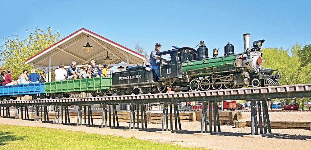 McCormick-Stillman Railroad