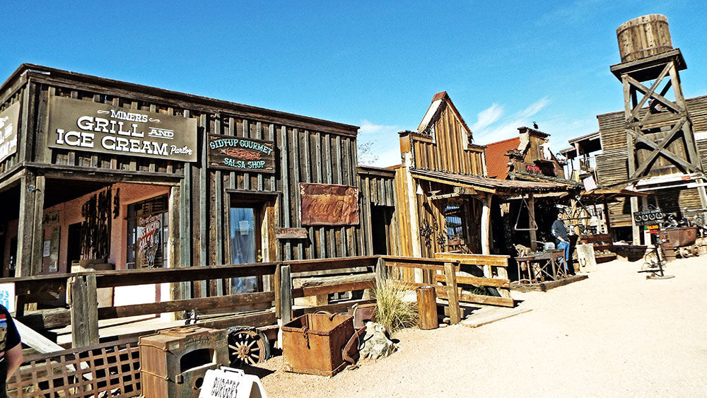 Goldfield Ghost Town and Mine Tours