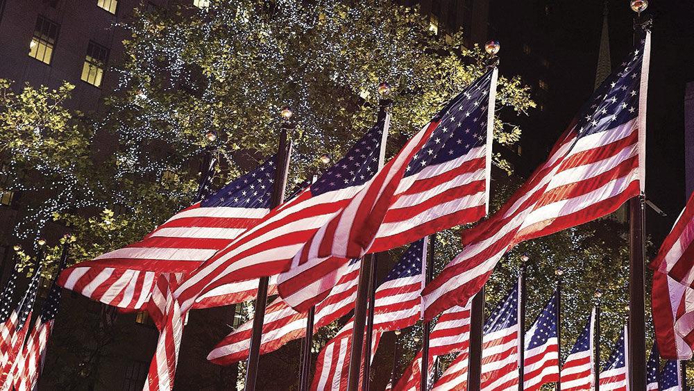 Proper flag display