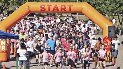 2017 Pink Out 5K