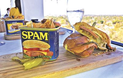 Geordie's Spam Cubano