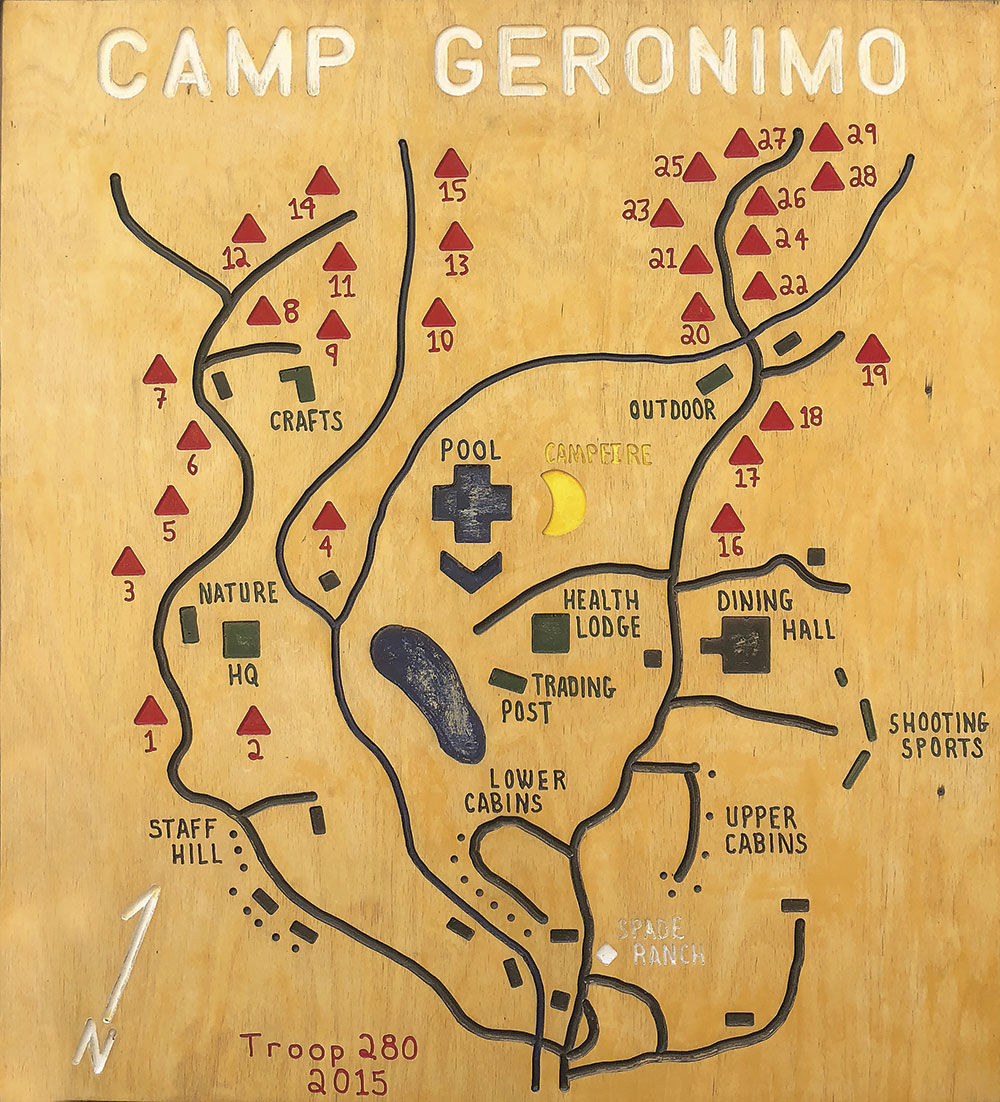 Summer Camp Snapshots from Arcadia's Troop 6 | News