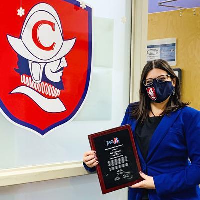 CHS Principal Amy Palatucci