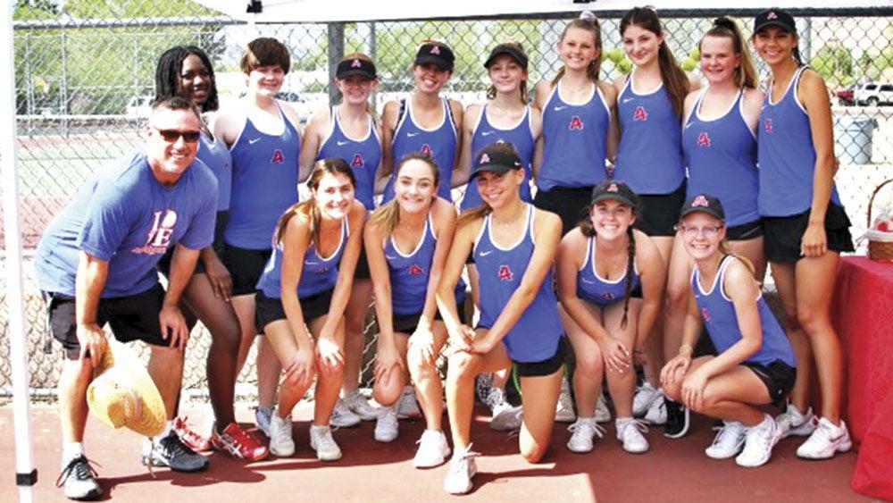 AHS Tennis Girls