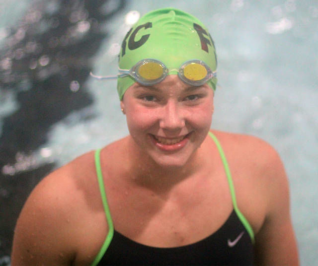 GIRLS SWIMMING: Owosso leans on returning Clevenger, Pumford in 2019