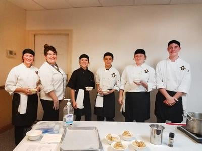 Cooking club members to demonstrate recipes