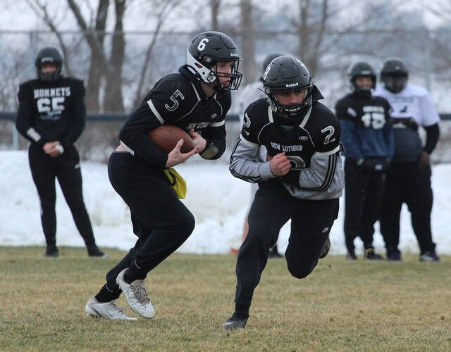 FOOTBALL: New Lothrop preps for regional final vs. Loyola