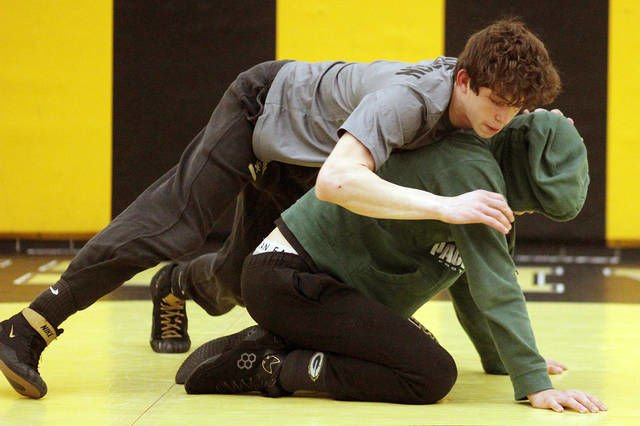 WRESTLING: Corunna tackles districts after strong Metro League finish