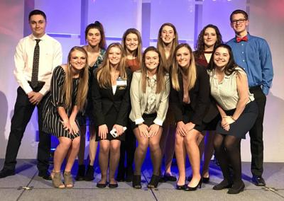 Students attend leadership conference