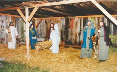Owosso church brings Bible stories to life