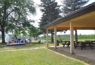 Bancroft officials use grant to improve village