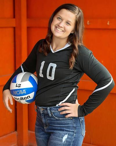 Colthorp delivers dynamic defense for Morrice spikers