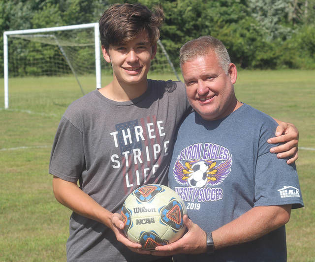 BOYS SOCCER: Williams putting up big numbers early for Byron