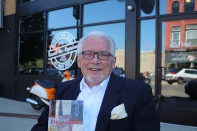 Manke book seeks to describe different paths to 'freedom'
