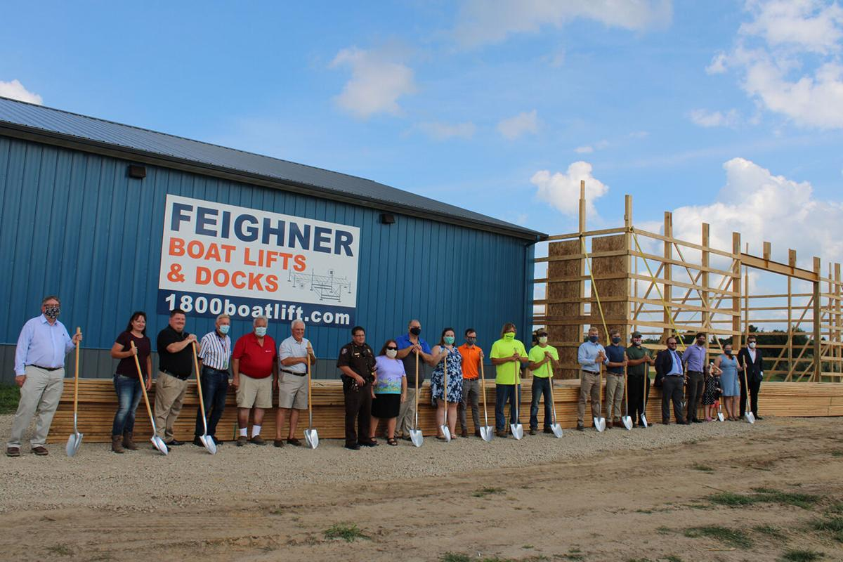 Feighner expands again