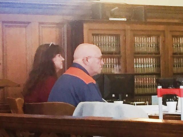Juvenile lifer undergoes hearing on new sentence