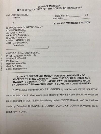 OMA lawsuit