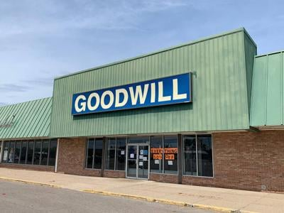 Goodwill store to close doors due to low sales