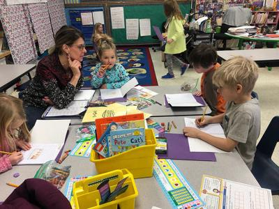 Online campaign provides new books to Byron students