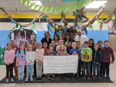 Corunna school foundation issues grants