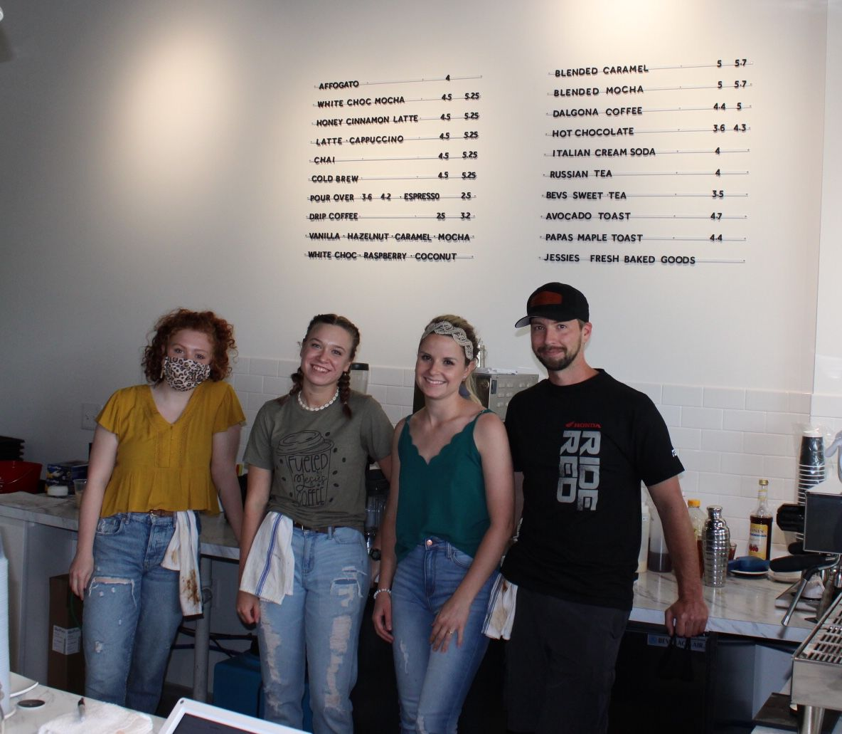 Coffee shop opens in Laingsburg