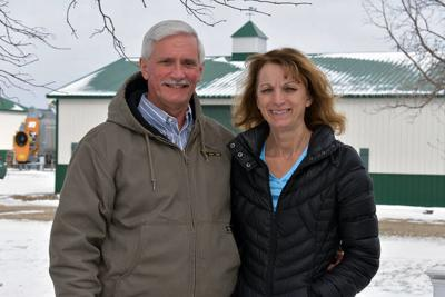 Conservation farmer gets energized by working the land