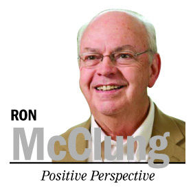 RON McCLUNG