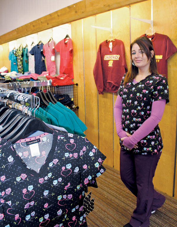 Custom Embroidery Plus Scrubs Opens In Westown Local Business