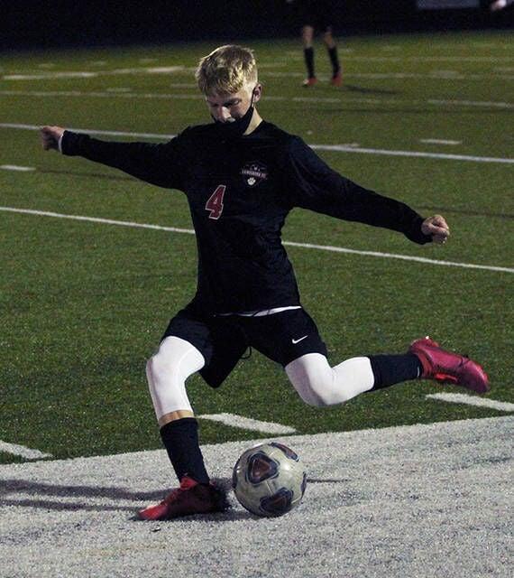 Laingsburg soccer team falls to Lansing Catholic