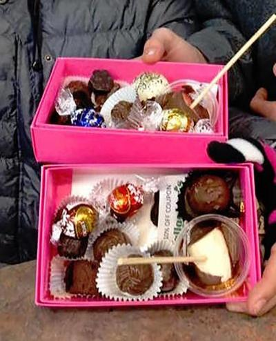 Downtown Owosso prepares for sweet event