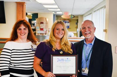 Memorial Healthcare employee honored